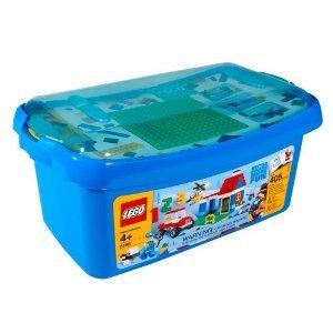 レゴ LEGO Bricks & More - System Ultimate Building Set 6166
