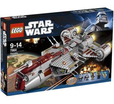 <title>LEGO Star 交換無料 Wars レゴブロック:スターウォーズ リパブリック フリゲート</title>