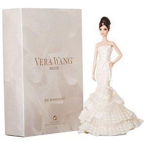 Vera Wang Bride Barbie バービー Doll ドール - The Romanticist Gold Label (2008)