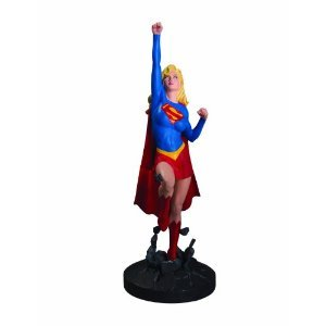 DC Direct Cover Girls of the DC Universe: Supergirl Statue