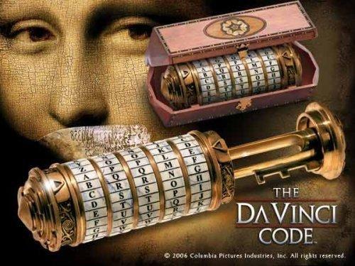 ダヴィンチコード 1/1スケールプロップレプリカ クリプテックス
