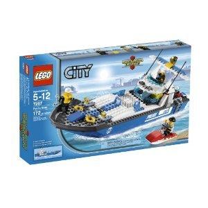 レゴ ポリス ボート 7287
