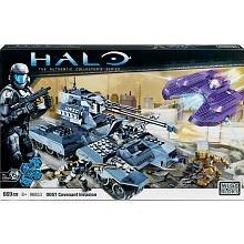 メガブロック ヘイロー ODST ガバナントインベージョン Mega Bloks Halo ODST Covenant Invasion