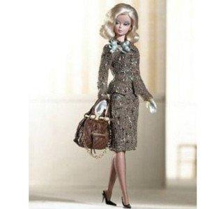 Tweed Indeed Barbie ツイードバービーフィギュア人形 1/6