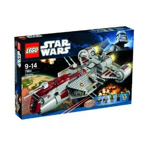 Lego (レゴ) Star Wars (スターウォーズ) Republic Frigate 7964 - 2011 Release ブロック おもちゃ
