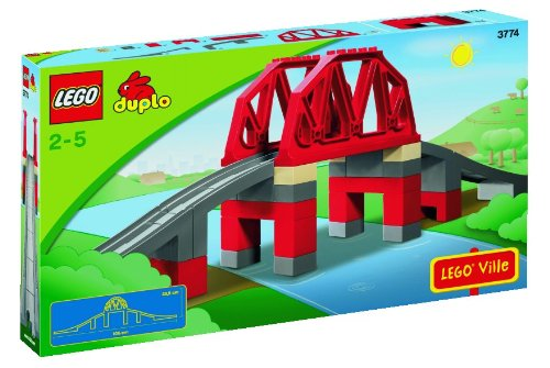 レゴ デュプロ 橋 3774