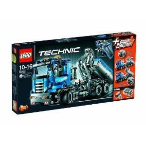 レゴ テクニック コンテナトラック 8052 LEGO