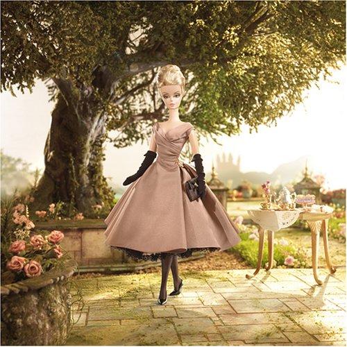 バービー ファッション モデル コレクション ハイティーアンドセイヴァリー ギフトセット (ゴールドラベ