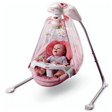 Fisher-Price Cradle 'n Swing (Butterfly Garden)