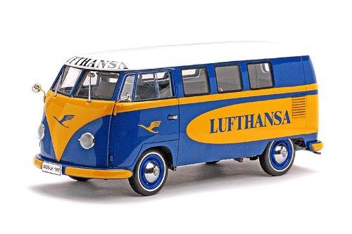SUN STAR サンスター 1/12 1957 Volkswagen Kombi - Lufthansa フォルクスワーゲン コンビ バス vw