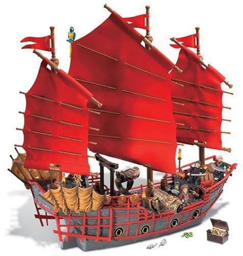 Pirates of the Caribbean 3 パイレーツ・オブ・カリビアン ワールド・エンド Deluxe Ship #S01065U