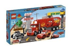 <title>LEGO レゴ DUPLO Cars Mack's Road お得セット Trip 5816 ブロック おもちゃ</title>
