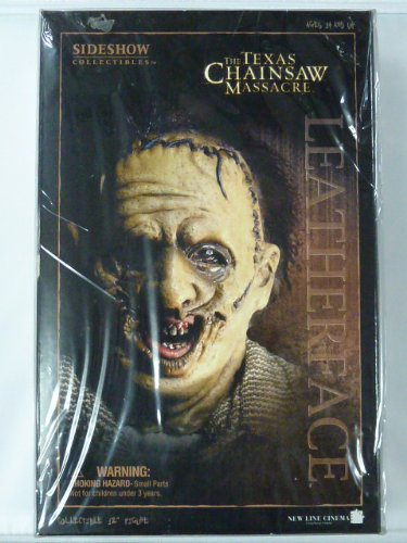 The Texas Chainsaw Massacre Thomas Hewitt aka Leatherface Collectible 12