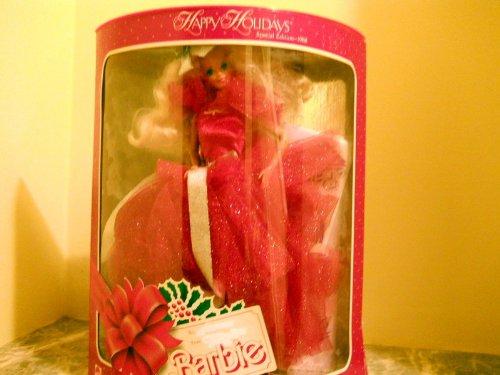 バービー1988 特価品コーナー☆ HAPPY HOLIDAYS BARBIE - IN COLLECTIBLE 1ST 送料無料激安祭 1703 SERIES