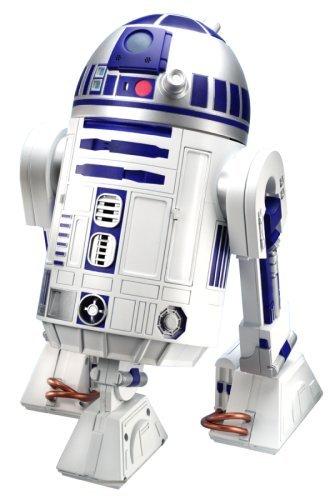 Star Wars スターウォーズ Interactive R2D2 Astromech Droid Robot フィギュア 人形 おもちゃ