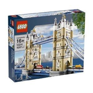 レゴ クリエイター タワーブリッジ 10214