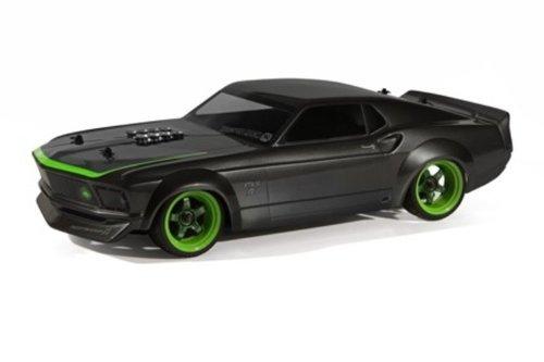 HPI Sprint 2 Sport RTR w/1969 Mustang RTR-X Body ラジコン