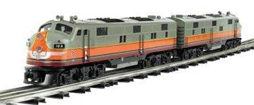 ミルウォーキーロードトレインセット  Bachmann Trains社