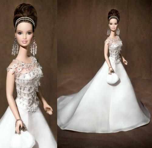超安い Badgley NEW ARRIVAL Mischka Bride Barbie 6 1 バービーフィギュアドール