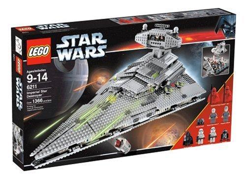 レゴ LEGO 6211 スターウォーズ ミッドスケール インペリアル・スター・デストロイヤー