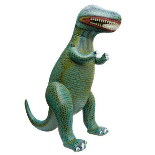 Jet Creations Inflatable Tyrannosaurus Di, X-Large Waypoint Geographic フィギュア ダイキャスト 人