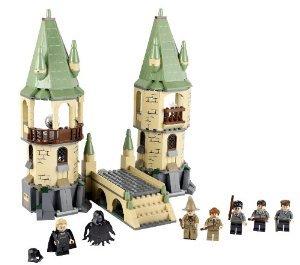 LEGO (レゴ) Harry Potter (ハリーポッター) 4867: Hogwarts ブロック おもちゃ