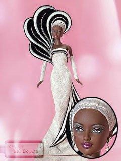 45周年アニバーサリー・バービーbyボブ・マッキー(アフリカン・アメリカン/黒人)