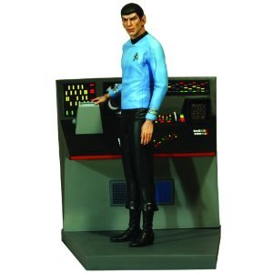 Hollywood Collectibles スター Trek: Mr. Spock 1:6 Scale Statue