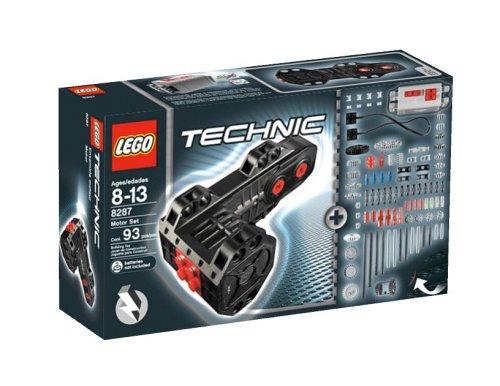 レゴ テクニック 8287 Motor Box