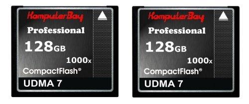 最前線の KOMPUTERBAY 2 R PACK - 128GB 128GB Professional COMPACT UDMA FLASH CARD CF 1000X 150MB/s Extreme Speed UDMA 7 R, パールファクトリー:022170fe --- bibliahebraica.com.br