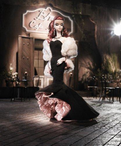 バービー ファッション モデル コレクション サイレン K7933 (ゴールドラベル)
