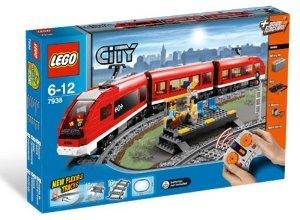 LEGO (レゴ) City Passenger Train 7938 ブロック おもちゃ