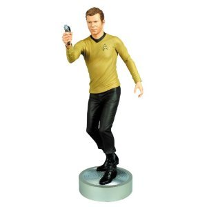 HCG ハリウッド Collectibles スター Trek: キャプテン Kirk 1:4 Scale Statue 750 ピース Worldwide
