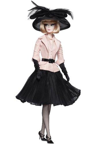 アフタヌーン スーツ バービー人形 2012年ファンクラブ限定 W3503 (ゴールドラベル)