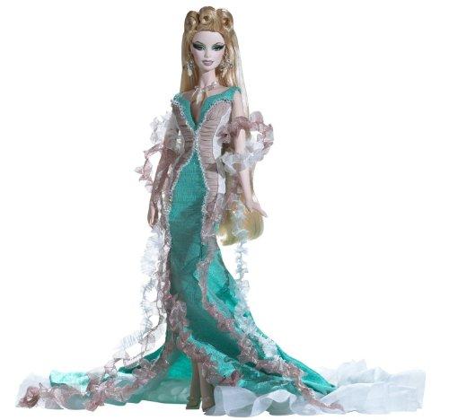 Barbie バービー Exclusive 2009 GOLD Fantasy Series - APHRODITE 人形 ドール 100%新品,安い