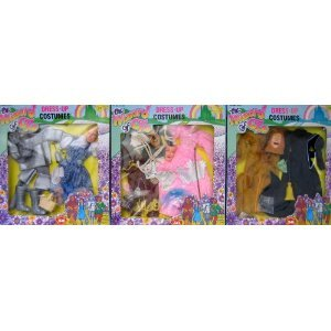 Wizard of Oz Dress Up Costumes Fits Barbie & 11.5