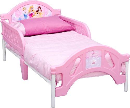 ディズニー・プリンセス 子供用ベッド(ピンク) Disney Princess Bed