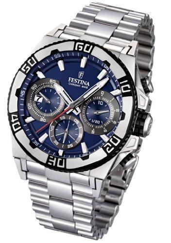 [フェスティナ]FESTINAスイス腕時計2013 クロノバイク コレクションF16658/2 TourChrono 2013