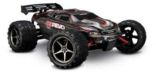 Traxxas E-Revo VXL 4WD 1/16 TQ 2.4GHz RTR ラジコン