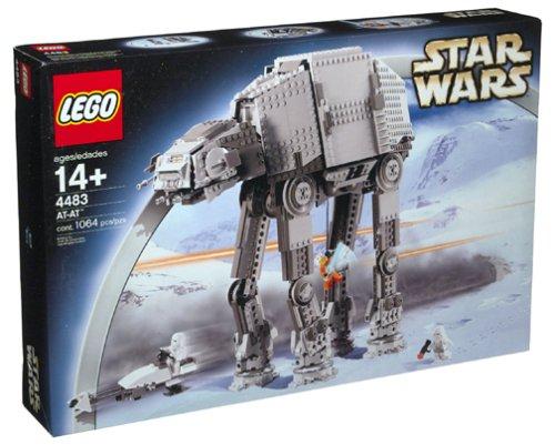 レゴ Star Wars AT-AT Walker 4483
