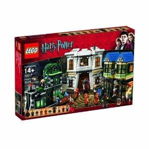 レゴ LEGO 10217 ハリーポッター ダイアゴン横町ショップモデル