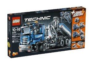 LEGO (レゴ) TECHNIC Container Truck 8052 ブロック おもちゃ