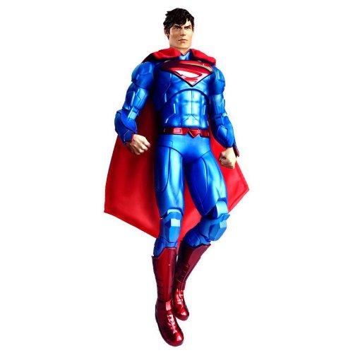 SUPER ALLOY 1/6コレクティブルフィギュア THE NEW52 SUPERMAN