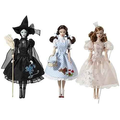 Barbie バービー Wizard of Oz 2010 Dolls Case 人形 ドール