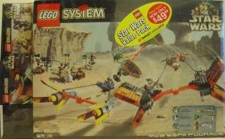 レゴ スター・ウォーズ Lego Co-Pack of 7101, 7111, 7171 レア物