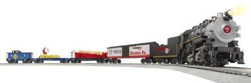 ライオネル Lionel サンタフェ フライヤー Oゲージセット Santa Fe Flyer O-Gauge Train Set 6-30173
