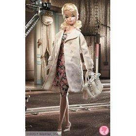 Mattel マテル社 Exclusive Hollywood Bound Barbie バービー Doll Limited Ed. 2007 BFC 人形 ドール