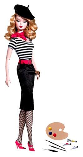 バービー バービー ファッションモデル コレクション アーティスト M4973 ゴールドラベル