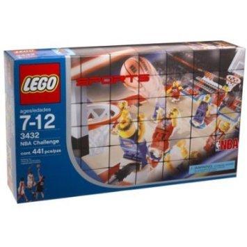 LEGO (レゴ) 3432 NBA (バスケットボール) super challenge game ブロック おもちゃ