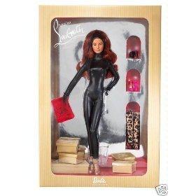 Christian Louboutin Cat Burglar Barbie バービー Collector Doll 人形 ドール